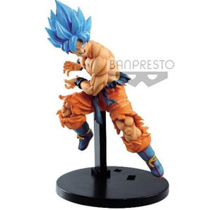 Dragon Ball Super Tag Fighters Figurine – Super Saiyan Blue Goku