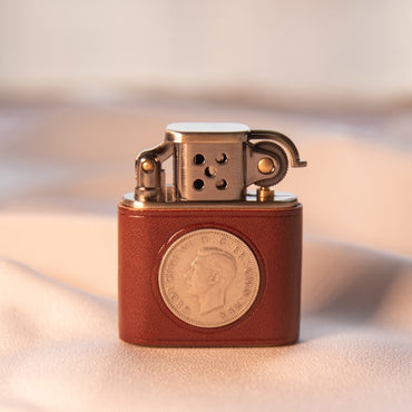 Hand Forged Coin Lighter