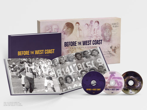 Before The West Coast Collector's Edition BluRay/DVD Package