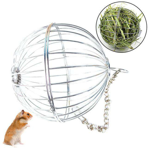 Stainless Steel Round Sphere Feed Dispense