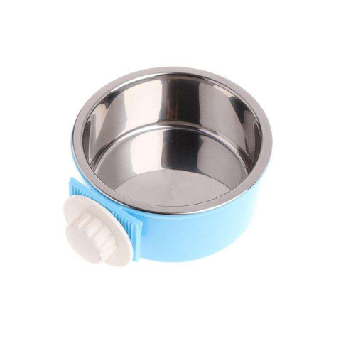 Pet Feeding Fixed Bowl Stainless Steel