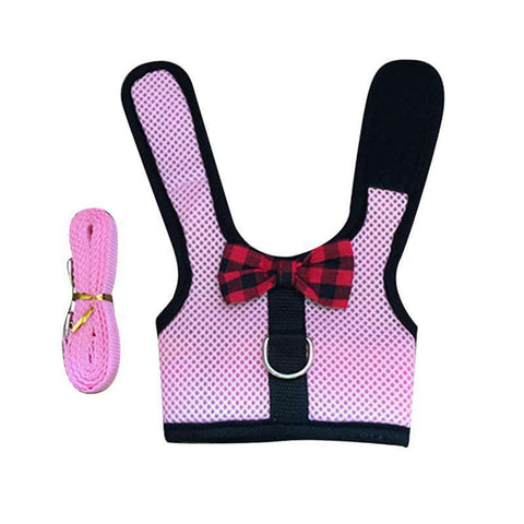 Hoomall Small Pet Vest Harness Leashes Suit