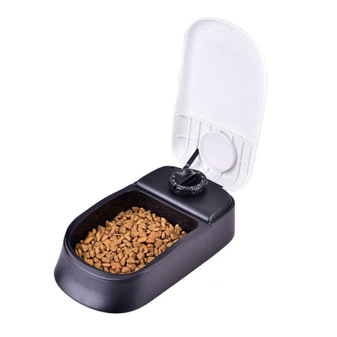 Adeeing Pet Dog Timing Automatic Feeder