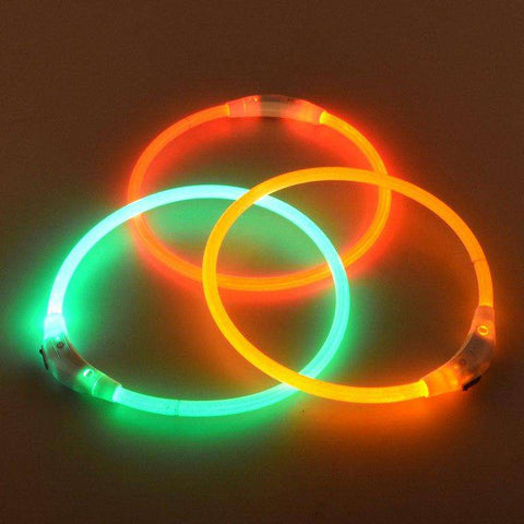 Luminous Collar Goods For Pets Dog Harness