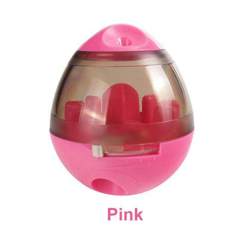 New Interactive Pet Dog Toy Tumbler