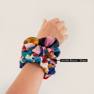 Scrunchie - Jennifer Bouron, Stripes