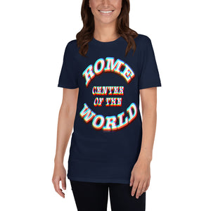 Rome Center of the World T-Shirt
