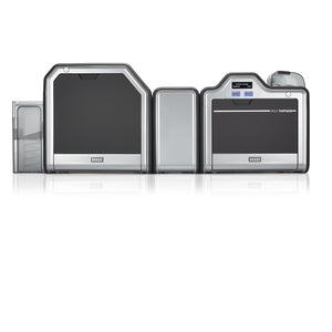 HID  HDP5600 300 DPI Dual-Sided Printer with Single-Side Lamination, ISO Magnetic Stripe Encoder