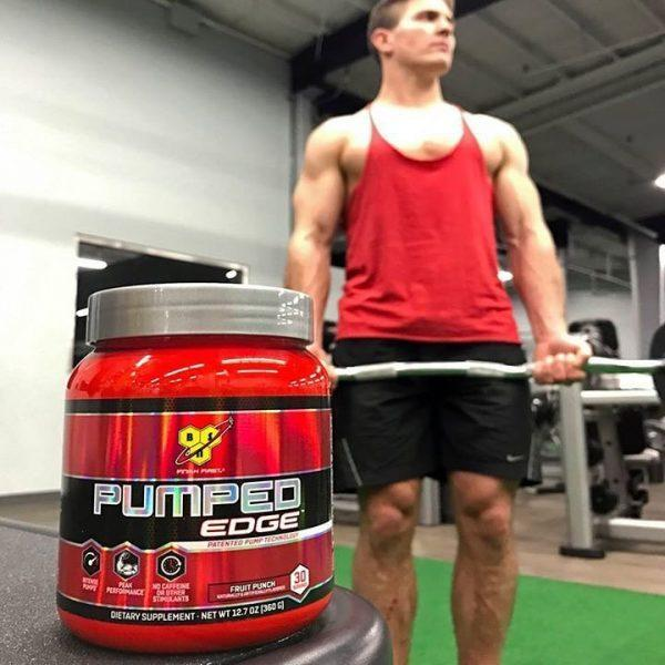 BSN Pumped Edge Review