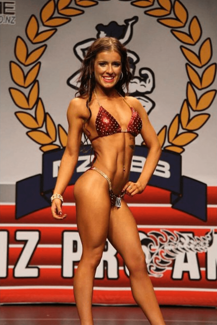 Fitness Athlete Valen van Zyl Talks with SportsFuel