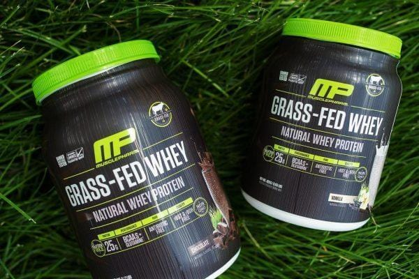 Musclepharm Grass Fed Whey Review