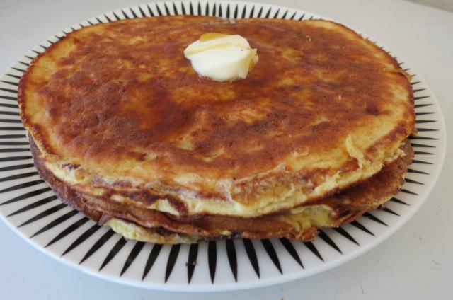Clean Nutrition Easy Protein Pancakes