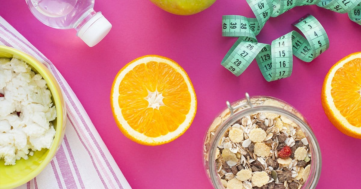 Top 10 Nutrition Tips to Lose Weight