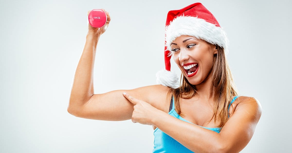 How to Stay in Shape Over the Christmas Holidays