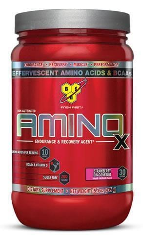 BSN AMINOx: Benefits of this Endurance & Recovery Agent