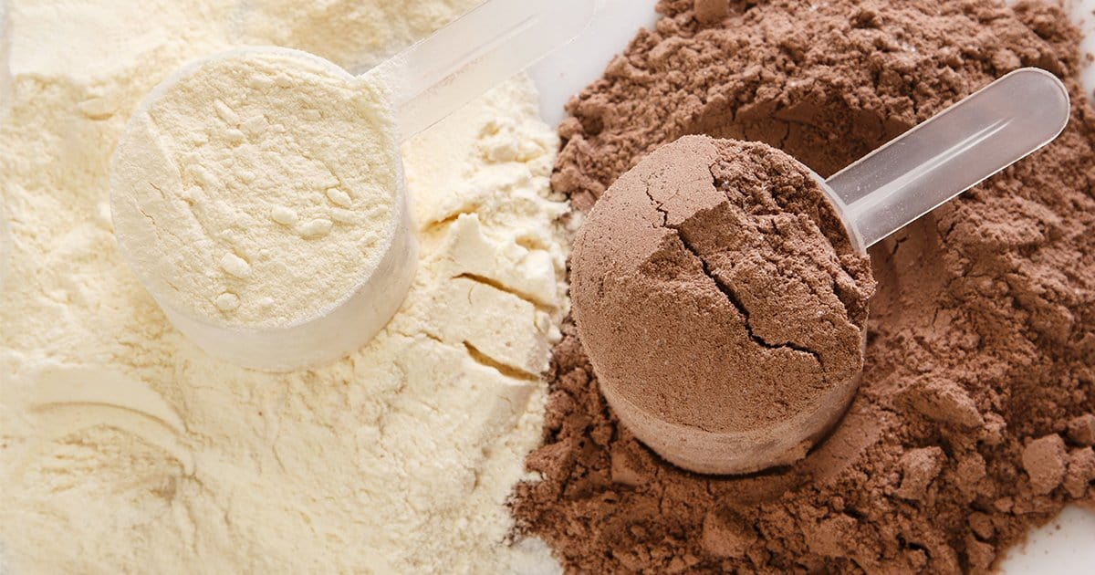 Difference Between Whey Protein Blend and Whey Protein Isolate