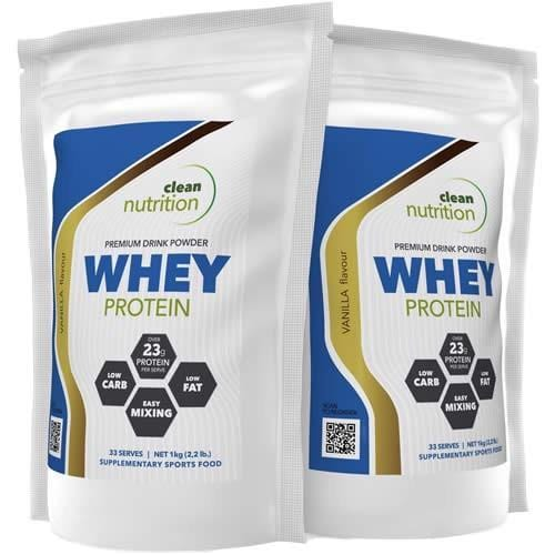 Review: Clean Nutrition Whey Protein
