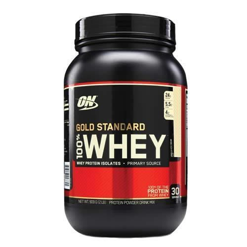 Is Optimum Nutrition 100% Gold Standard Really The Best Whey Protein?
