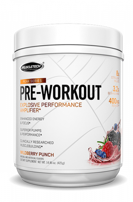 How to fix your hard Pre Workout