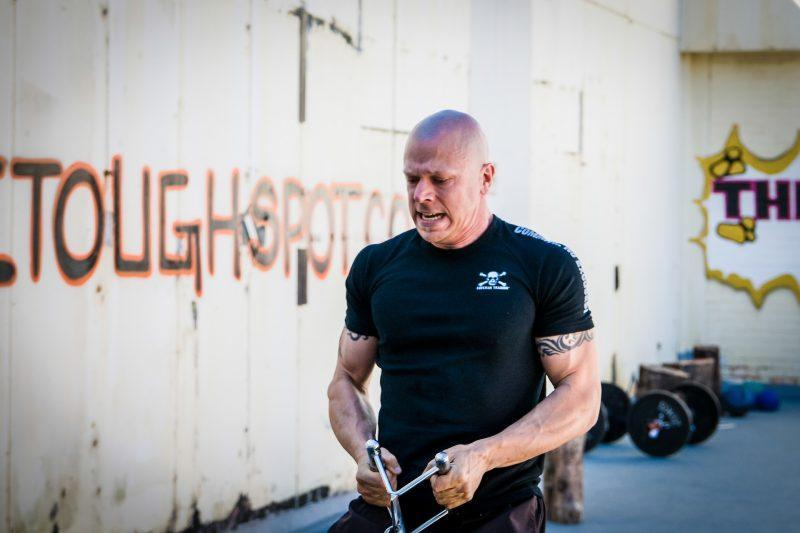 Build Muscle Over 40