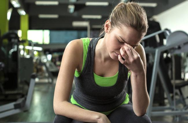 How to avoid getting sick from the gym this season