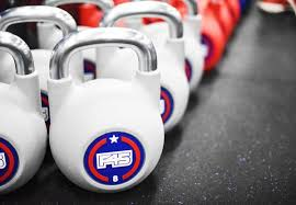 F45 Training Kettlebells