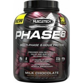 Muscletech Phase8 4lb Protein