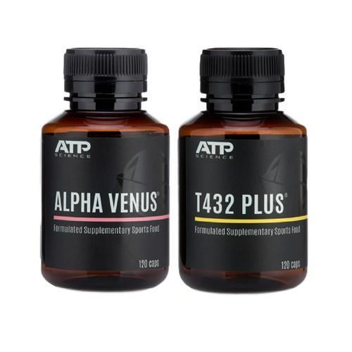 ATP Science Womens Fat Loss Stack