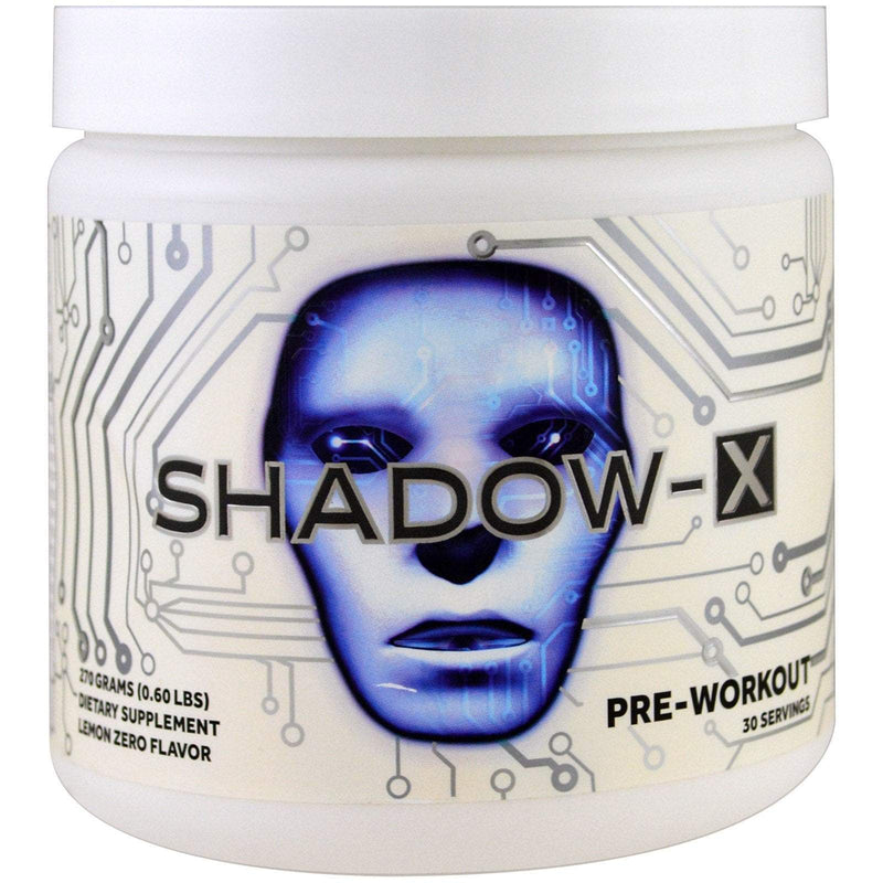 Cobra Labs ShadowX Pre Workout Lemon Zero