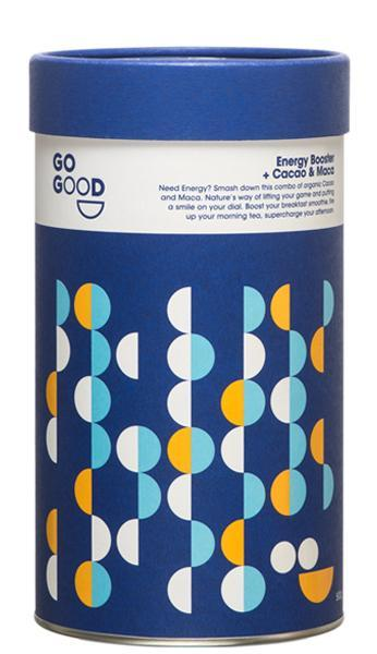 Go Good - Energy Smoothie Booster + Cacao & Maca 500g