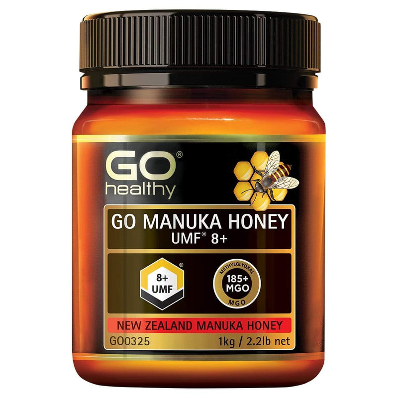 Go Healthy Manuka Honey UMF 8+ 250g
