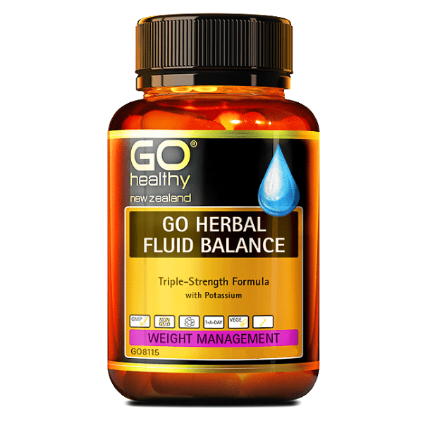 Go Herbal Fluid Balance 30 Caps