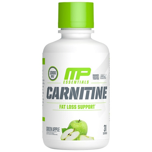 MusclePharm Carnitine Core Essentials 31 Serve
