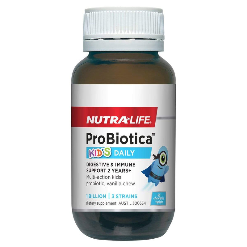 NutraLife Probiotica Kids Daily 60caps