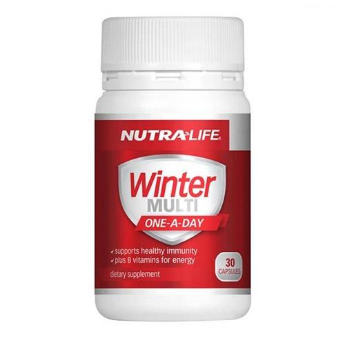 NutraLife Winter Multivitamin 30s