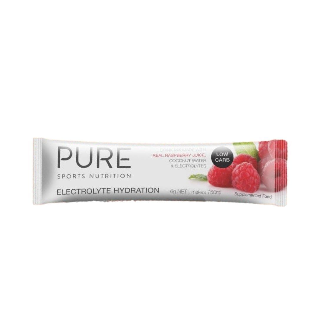 PURE - Electrolyte Low Carb 6g Sachet