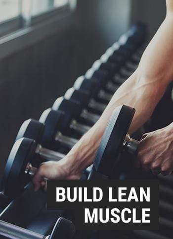 Build lean muscle