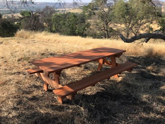 Why Redwood is your best option for outdoor furniture & structures