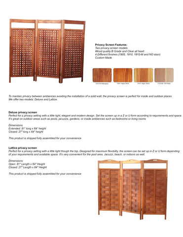 Best Redwood Privacy Screens catalog