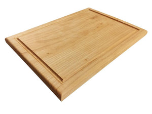 Hard Maple Wood Side grain With juice groove Cutting Board - Best Redwood