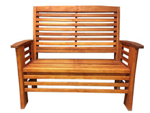 Load image into Gallery viewer, Redwood Garden Outdoor Bench