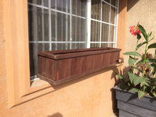 Load image into Gallery viewer, Window Redwood Planter Box - Best Redwood