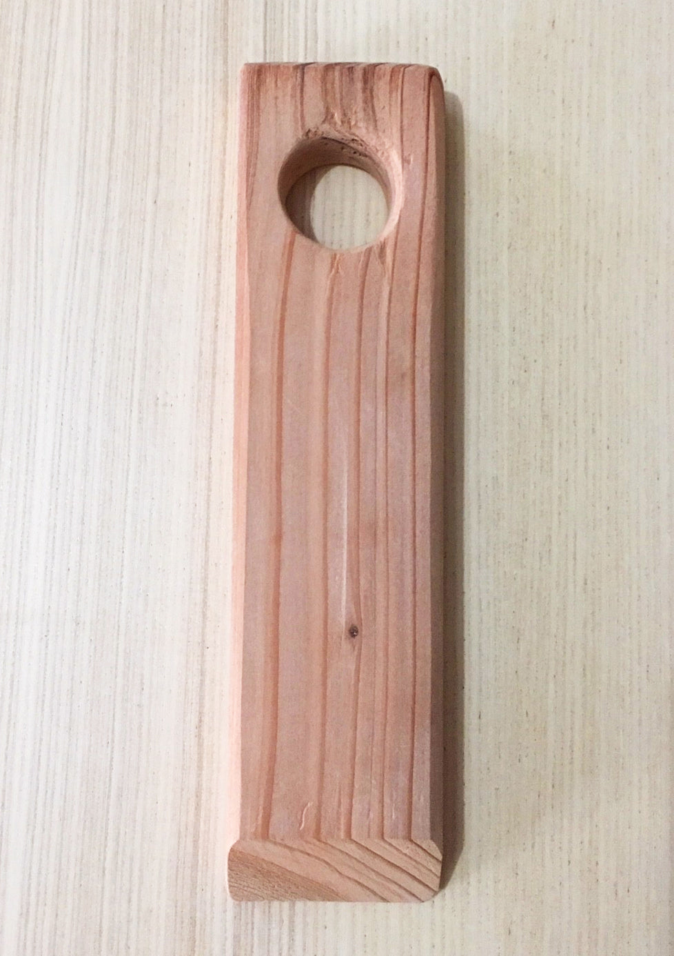 Redwood Wine Stand Holder - Best Redwood