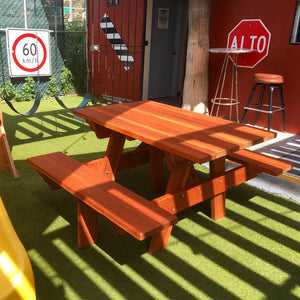 Best Rewood's kids picnic tables