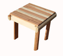 Load image into Gallery viewer, Redwood Outdoor Side Table - Best Redwood