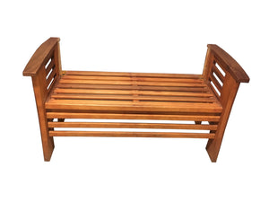 Redwood Garden Outdoor Bench - Best Redwood