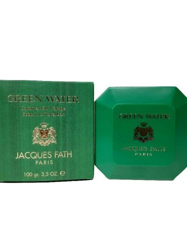 Jacques Fath GREEN WATER vintage soap