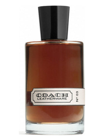 Coach LEATHERWARE #3 eau de toilette 95ml