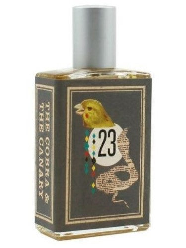 Imaginary Authors THE COBRA & THE CANARY eau de parfum