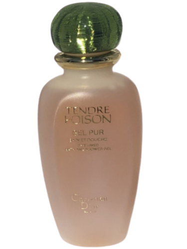 Christian Dior TENDRE POISON shower gel